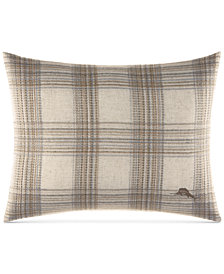 "Tommy Bahama Home Raffia Palms 16"" x 20"" Decorative Pillow"