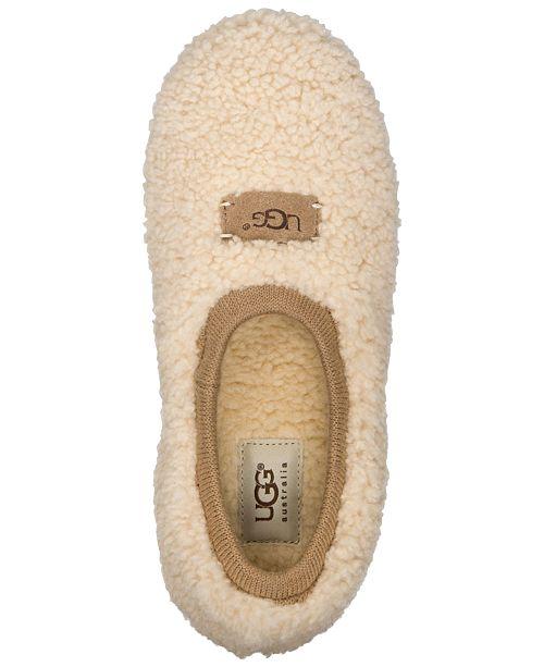 0c3c8e2d0e15 UGG® Women s Birche Ballet Slippers   Reviews - Slippers - Shoes ...