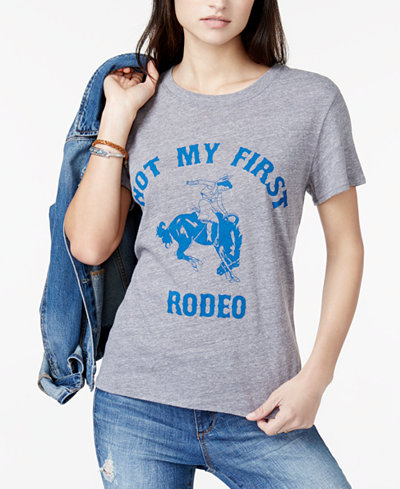 Sub_Urban Riot Not My First Rodeo Graphic-Print T-Shirt