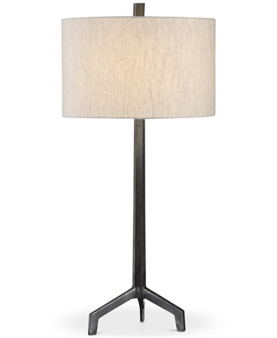 Uttermost Ivor Cast Iron Table Lamp