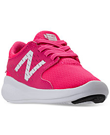 New Balance Toddler Girls' FuelCore Coast v3 Running Sneakers from Finish Line
