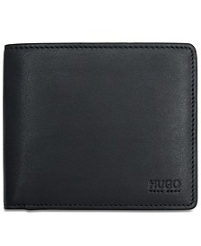 Men's Leather Coin Wallet