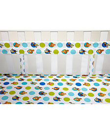 Disney Finding Nemo 4-Pc. Graphic-Print Crib Liner Set