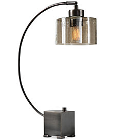 Uttermost Cervino Iron Table Lamp