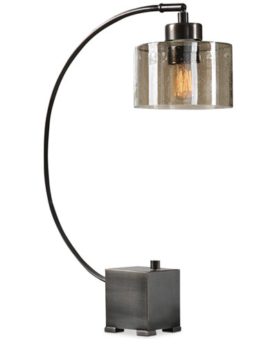 Uttermost Cervino Iron Table Lamp