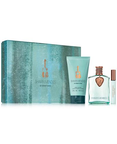 set perfumes miniaturas
