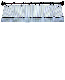 Nautica Zachary  100% Cotton Window Valance