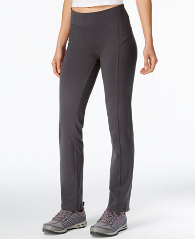 Columbia Anytime Casual Straight-Leg Pants