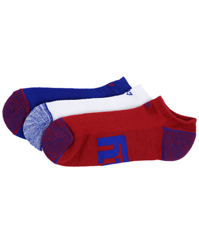 '47 Brand New York Giants 3pack Blade Motion No Show Socks