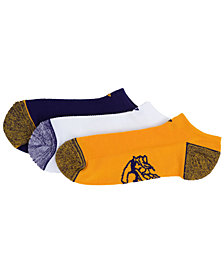'47 Brand Minnesota Vikings 3pack Blade Motion No Show Socks