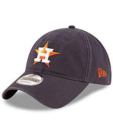 Houston Astros On Field Replica 9TWENTY Fitted Cap