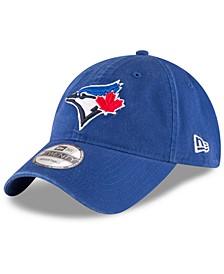 Toronto Blue Jays On Field Replica 9TWENTY Fitted Cap