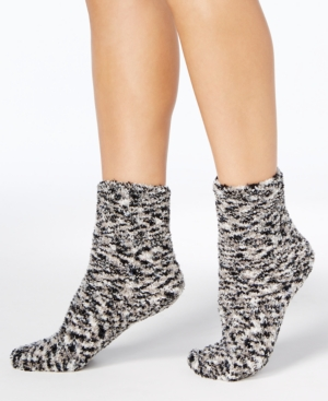Charter Club Women's Feather Yarn Supersoft Butter Socks, Created for Macy's
