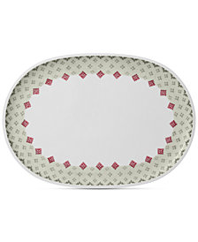 Villeroy & Boch Artesano Montagne Oval Serving Plate
