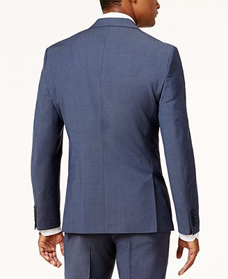 Bar Iii Men S Slim Fit Active Stretch Suit Jacket Created For