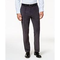 Lauren Ralph Men's Classic-Fit Stretch Corduroy Dress Pants