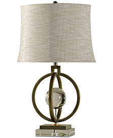 Harp & Finial Paris Table Lamp