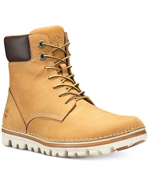 Timberland Women's Brookton Lace-Up Boots