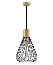 Lite Source Freira Pendant Lamp