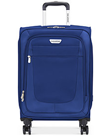"Ricardo Oceanside 21"" Expandable Carry-On Spinner Suitcase, Created for Macy's"