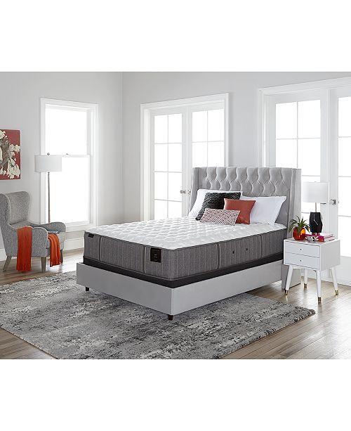 """Stearns & Foster Estate Palace 14.5"""" Luxury Plush Mattress Set- King"""