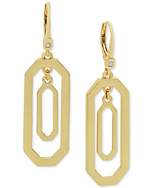 Ivanka Trump Orbital Drop Earrings