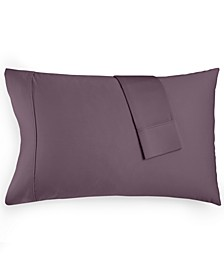 Bergen Standard Pillowcase, 1000 Thread Count 100% Certified Egyptian Cotton