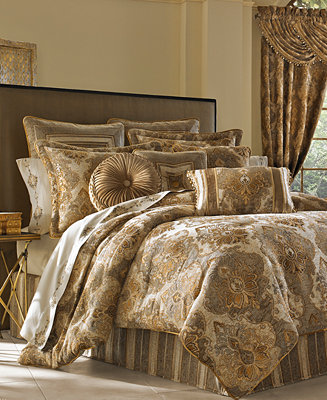 J Queen New York Bradshaw Bedding Collection Bedding