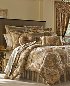 J Queen New York Bradshaw 4-Pc. Queen Comforter Set