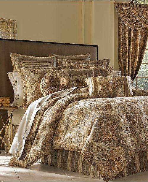 J Queen New York Bradshaw Bedding Collection