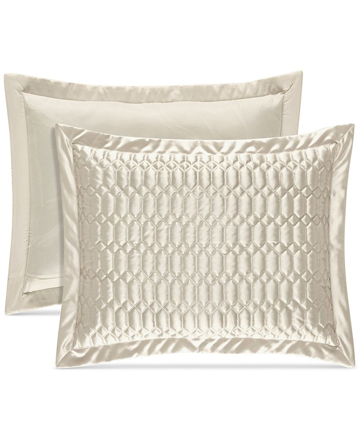 J Queen New York - Satinique Quilted King Sham