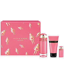 Prada 3-Pc. Candy Gloss Gift Set
