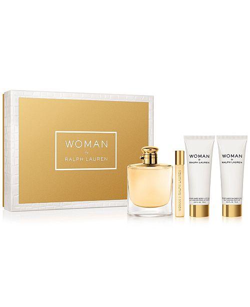 e1591d560 Ralph Lauren 4-Pc. Woman By Ralph Lauren Gift Set   Reviews - All ...