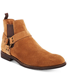Frye Men's Scott Chelsea Harness Boots Created for Macy's