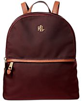 Lauren Ralph Lauren Bainbridge Tami Medium Backpack
