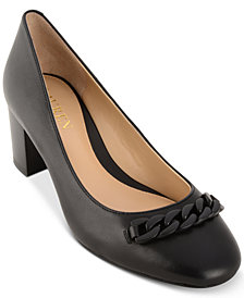 Lauren Ralph Lauren Jacksen Pumps