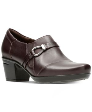 Clarks Collection Emslie Katy Shooties, Created For Macy