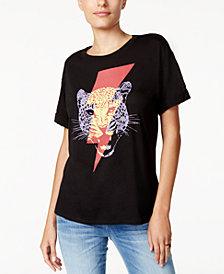 GUESS Electric Jaguar Graphic T-Shirt