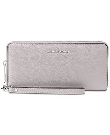 MICHAEL Michael Kors Mercer Travel Continental Wristlet