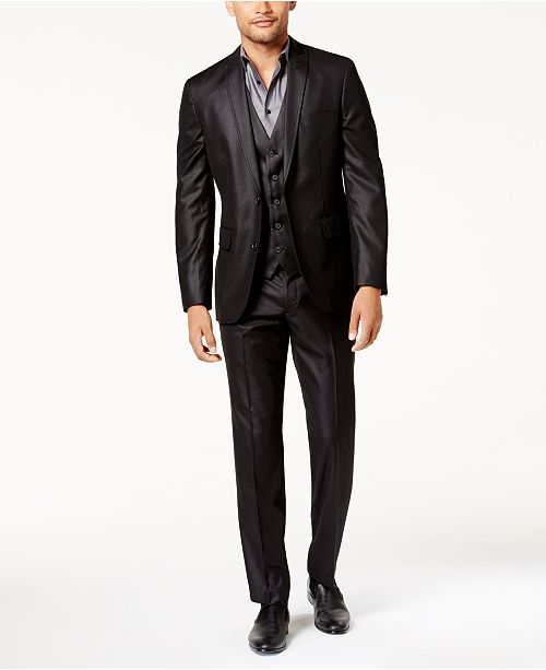 INC International Concepts I.N.C. Men's James Suit Separates, Created for Macy's