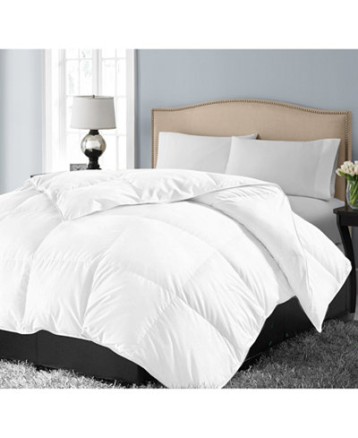 Blue Ridge 700-Thread Count Siberian Down Full/Queen Comforter
