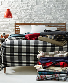 Pendleton Eco-Wise Washable Wool Blankets