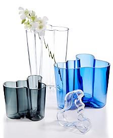 Iittala Aalto Vase & Bowl Collection