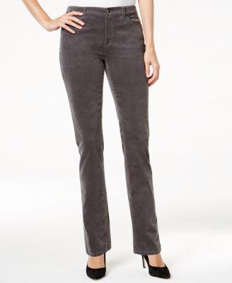 Womens Gray Corduroy Pants 9wzn5yUs
