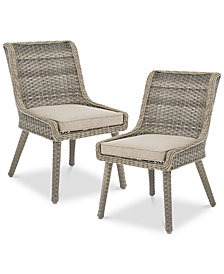 Westin Outdoor Side Chair (Set of 2), Quick Ship