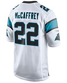 Men's Christian McCaffrey Carolina Panthers Game Jersey