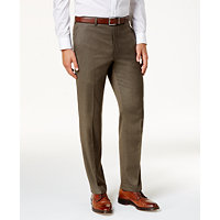 Ralph Lauren Men's Covert Twill Ultraflex Dress Pants (Multiple Colors)