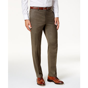 Ralph Lauren Men's Covert Twill Dress Pants