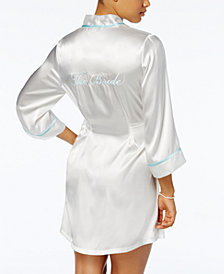 Linea Donatella Satin The Bride Wrap