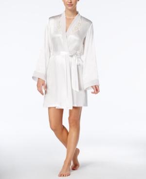 Midnight Short Wrap Robe